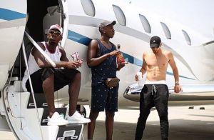 Les Anges 9 - Anthony : Ami avec Paul Pogba, top pour Givenchy... Sa vie de rêve