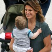 Amélie Mauresmo, enceinte de son deuxième enfant : Sa famille s'agrandit déjà
