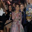 """Salma Hayek à la soirée """"150 Most Fashionable Women"""" du magazine """"Harper's Bazaar"""" à Los Angeles, le 27 janvier 2017."""