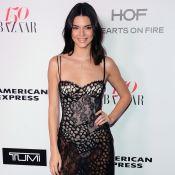 Kendall Jenner : Fesses à l'air pour une soirée de prestige avec Miranda Kerr !