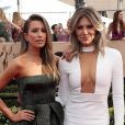 Renee Bargh, Charissa Thompson - Tapis rouge de la 23ème soirée annuelle Screen Actors Guild awards au Shrine auditorium à Los Angeles, le 29 janvier 2017 © F. Sadou/AdMedia via Zuma/Bestimage
