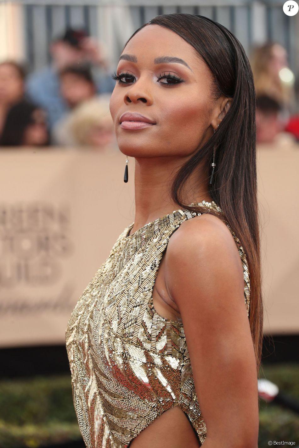 Super 23E Cérémonie Des Screen Actors Guild Awards zuri hall - tapis rouge de la 23e soirée annuelle screen actors