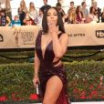 Jessica Pimentel - Tapis rouge de la 23ème soirée annuelle Screen Actors Guild awards au Shrine auditorium à Los Angeles, le 29 janvier 2017 © F. Sadou/AdMedia via Zuma/Bestimage