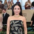 Julia Louis-Dreyfus - Tapis rouge de la 23e soirée annuelle Screen Actors Guild awards au Shrine auditorium à Los Angeles, le 29 janvier 2017 © F. Sadou/AdMedia via Zuma/Bestimage