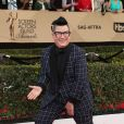 Lea DeLaria - Tapis rouge de la 23e soirée annuelle Screen Actors Guild awards au Shrine auditorium à Los Angeles, le 29 janvier 2017 © F. Sadou/AdMedia via Zuma/Bestimage