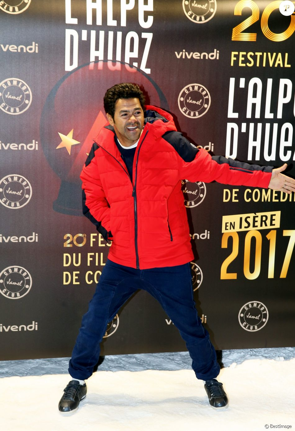 Bien connu Jamel Debbouze - Soirée spéciale Jamel Comedy Club dans le cadre  NU12