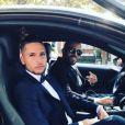 """Eddy de """"La Villa des coeurs brisés 2"""" classe pour un mariage sur Instagram, 2016"""