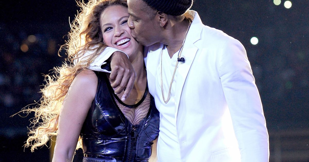 beyonc et jay z en concert au metlife stadium east rutherford juillet 2014 purepeople. Black Bedroom Furniture Sets. Home Design Ideas