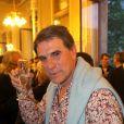 Exclusif - Tex - Soirée des 40 ans de la BRB (Brigade de répression du banditisme) dans les salons du théâtre du Châtelet à Paris le 17 mai 2016. © Didier Sabardin/Bestimage