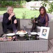 Karine Le Marchand sur un tract du FN : Sa grosse colère !