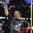 Tom Bradylors de la finale du Super Bowl au NRG Stadium, Houston TX, le 5 février 2017.