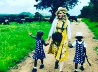 Madonna dévoile le vrai prénom des petites jumelles qu'elle vient d'adopter
