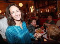 PHOTOS : Ségo a tenu parole... elle a joué le pilier le bar !