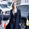 """Abbey Lee Kershaw - Défilé """"Calvin Klein"""", collections prêt-à-porter et homme automne 2017, à la Fashion Week de New York. Le 10 février 2017."""