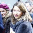 """Sofia Coppola-Défilé """"Calvin Klein"""", collections prêt-à-porter et homme automne 2017, à la Fashion Week de New York. Le 10 février 2017."""