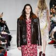"""Défilé """"Calvin Klein"""", collections prêt-à-porter et homme automne 2017, à la Fashion Week de New York. Le 10 février 2017."""