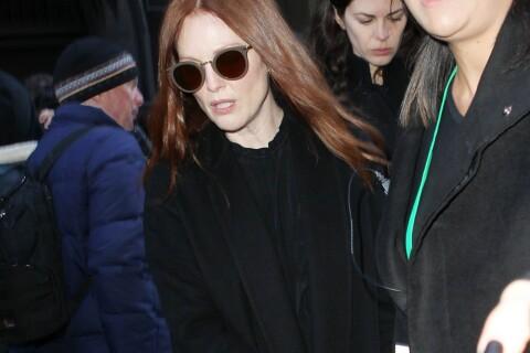 Fashion Week : Julianne Moore et Naomie Harris acclament Raf Simons