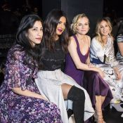 Fashion Week : Diane Kruger, modeuse irrésistible à New York