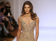 Iris Mittenaere: Sublime, Miss Univers 2016 défile à la Fashion Week de New York