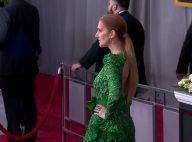 Céline Dion : Épatée par Beyoncé, enceinte, aux Grammy, elle parle bébé...