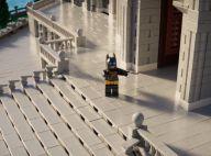 Lego Batman : Le délirant Chevalier Noir vous ouvre les portes de son manoir...