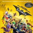 Affiche de Lego Batman, le film.
