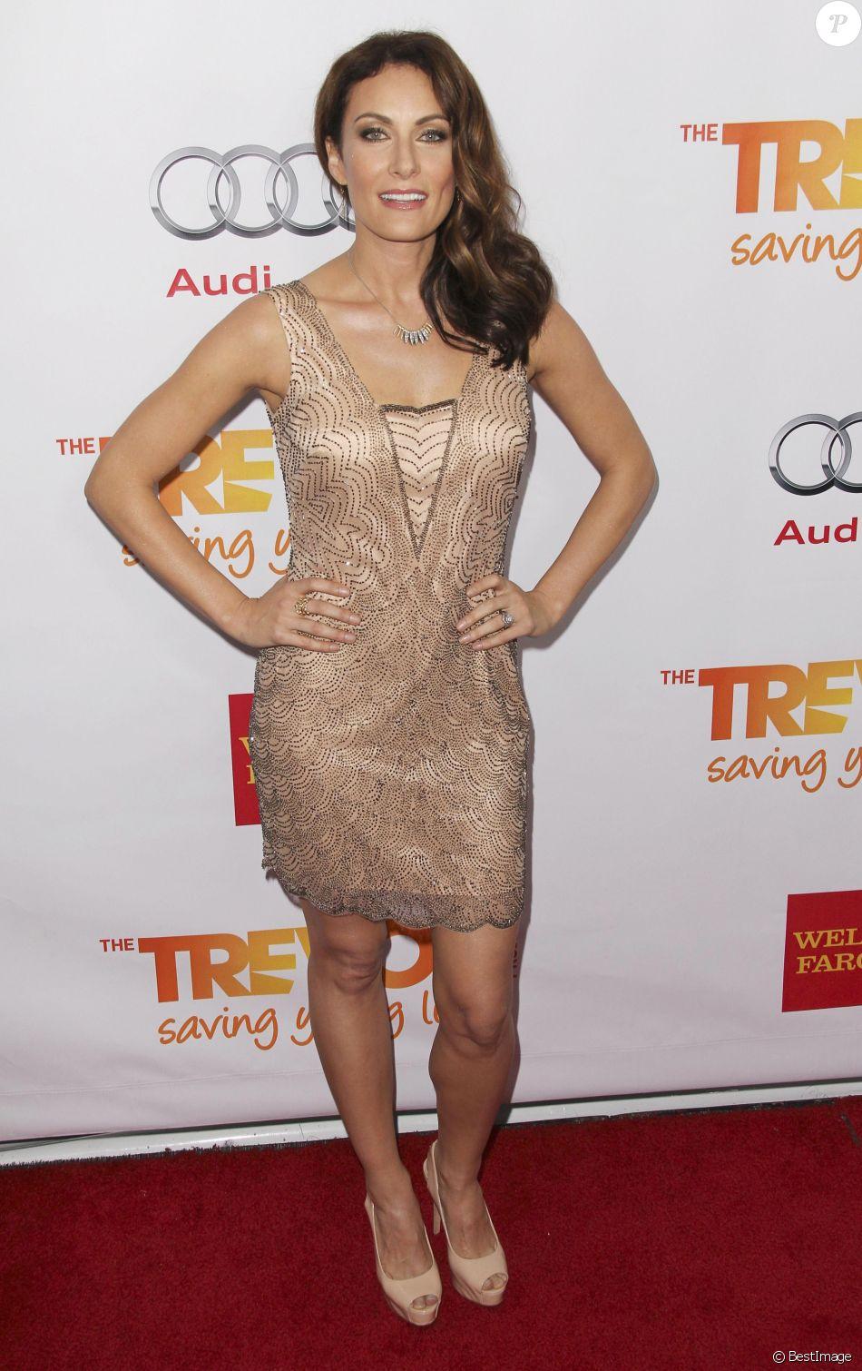 "Laura Benanti a la soiree ""Trevor Project Live 2012"" a Los Angeles, le 2 decembre 2012."