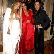 Beyoncé enceinte : Doigts d'honneur et gros décolleté pour son after des Grammys