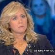 """Enora Malagré dans """"Salut les Terriens"""", le 18 février 2017 sur C8."""