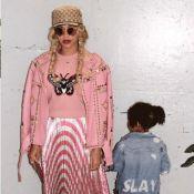 Blue Ivy Carter : La fille de Beyoncé et Jay Z, icône mode en herbe