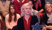 """Claire, éliminée dans """"Les 12 coups de midi"""", le 20 février 2017 sur TF1."""