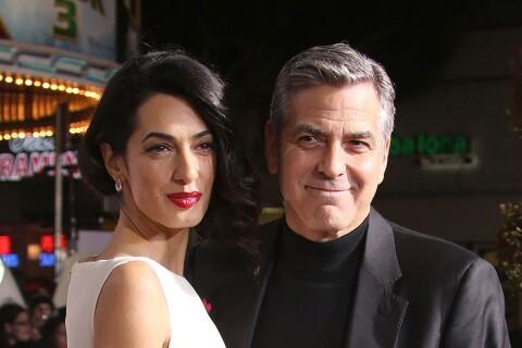 """George Clooney au sujet d'Amal : """"Elle donne l'impression d'être un peu froide"""""""
