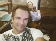 David Hallyday à Londres : Moment complice avec sa fille Emma Smet
