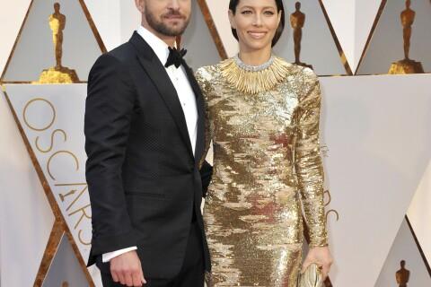 """Justin Timberlake et Jessica Biel : Avec leur fils Silas, """"c'est la crise"""" !"""