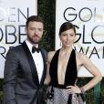 Justin Timberlake et sa femme Jessica Biel à La 74ème cérémonie annuelle des Golden Globe Awards à Beverly Hills, le 8 janvier 2017. © Olivier Borde/Bestimage