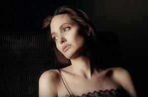 Angelina Jolie, sensuelle et romantique, célèbre