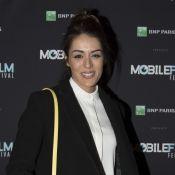 Sofia Essaïdi conquise, sous le regard bienveillant d'Emmanuelle Bercot