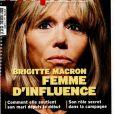 """Couverture du magazine """"L'Express"""" en kiosques le 1er mars 2017"""