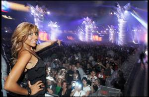 Cathy Guetta vous donne rendez-vous pour une nuit de folie...