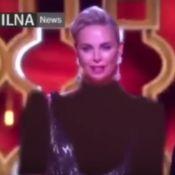 Oscars 2017 : Après Michelle Obama, Charlize Theron se fait aussi rhabiller !