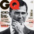 Felipe d'Espagne pour GQ, un véritable agent secret...
