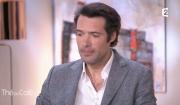 Nicolas Bedos dans l'émission Thé ou Café de Catherine Ceylac, le 4 mars 2017