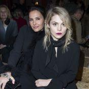 Fashion Week : Coeur de pirate et Virginie Ledoyen, chic en noir