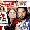 """Couverture du magazine """"France Dimanche"""", numéro du 3 mars 2017."""