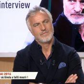 """David Ginola, des séquelles morales après son AVC : """"On se pense immortel"""""""