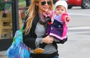Nicole Richie : son adorable petite Harlow a fait ses premiers pas !