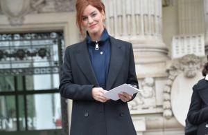 Fashion Week : Fauve Hautot, modeuse émerveillée au défilé Chanel