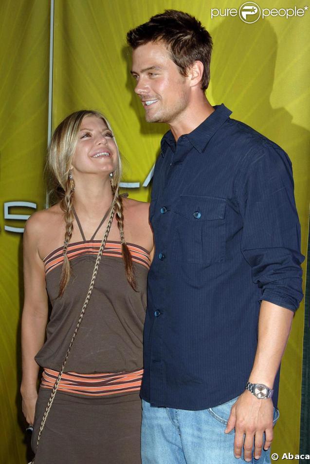 Fergie et Josh Duhamel, amoureux comme au premier jour