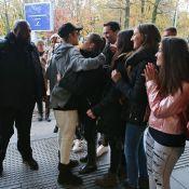 Justin Bieber : Dégoûté par des fans, le chanteur dérape...