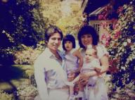Kim Kardashian : Photo souvenir vintage en mémoire de son défunt papa...
